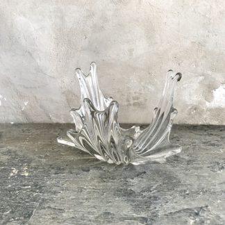 Coupe en cristal étiré