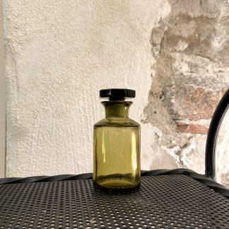flacon-apothicaire-pharmacie-verre-vert-3