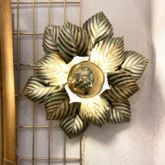 applique-fleur-vert-or-jansen-dore-feuilles-1