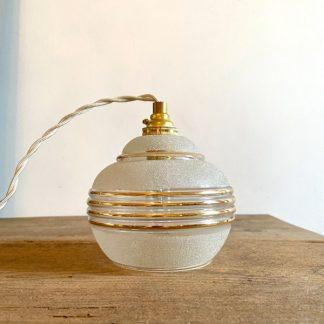 lampe-baladeuse-tulipe-verre-givre-dore-1