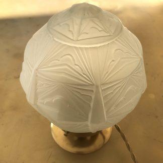 lampe-globe-art-deco-hexagone-vagues-3