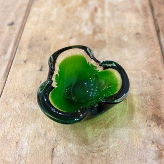 cendrier-sommerso-vert-murano-trefle-1