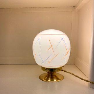 lampe-globe-vintage-bleu-orange-3