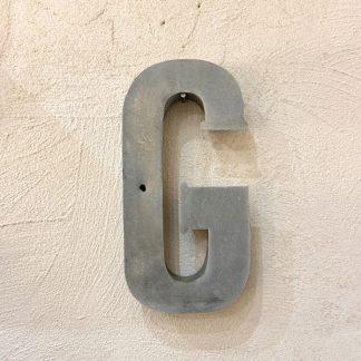 ancienne-lettre-enseigne-metal-G-1