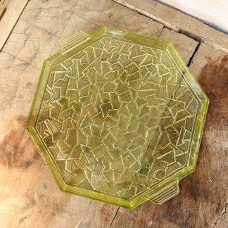 plateau-verre-art-deco-ouraline-jaune-1