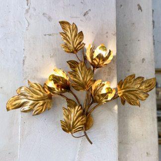 applique-florale-feuilles-hans-kogl-metal-dore-1