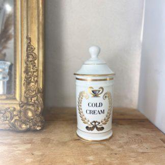 pot-pharmacie-ancien-porcelaine-limoges-gallien-cold-cream-2